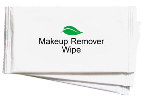 High Volume Hotel Make Up Remover Wipes (1000 per case) FREE SHIPPING!!!! .21 each or less.