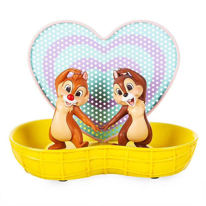Disney Oh My Disney Chip 'n Dale Jewelry Dish New
