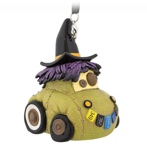Disney Pixar Cars Witch Halloween Resin Ornament New with Tags