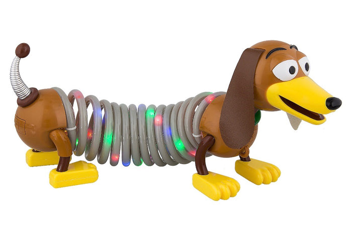 Disney Parks Toy Story Land Light Up Slinky Dog New with Tag
