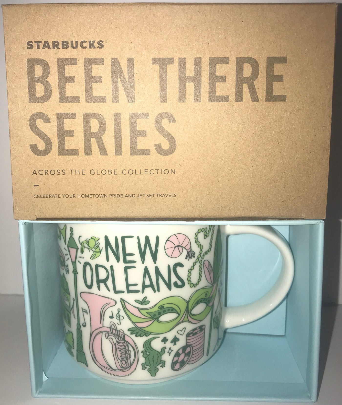 Been Starbucks Mug There Series Collection Louisiana New Coffee Orleans dCoxeB