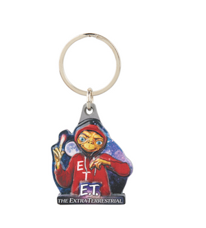 Universal Studios E.T. Red Sweatshirt Keychain New with Tags