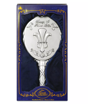 Disney Beauty and the Beast Belle Handheld Mirror New with Box