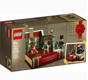 Lego 40410 Charles Dickens A Christmas Carol New with Sealed Box