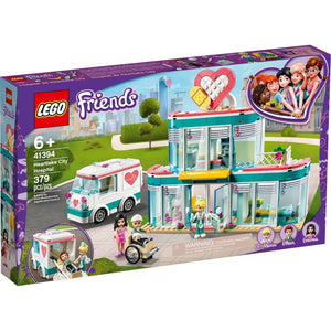 Lego 41394 Friends Heartlake City Hospital Doctor Building Kit New Sealed Box