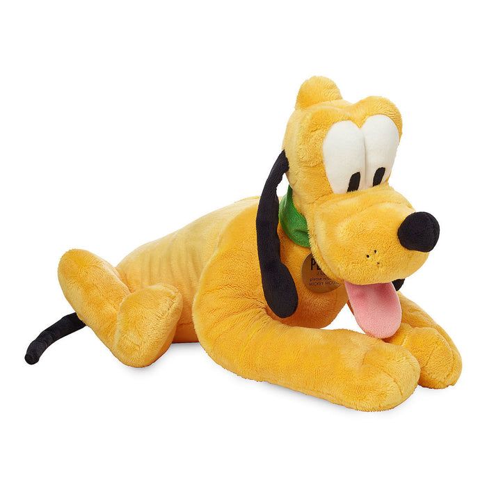 Disney Store Pluto 16 inc Medium Plush New with Tags
