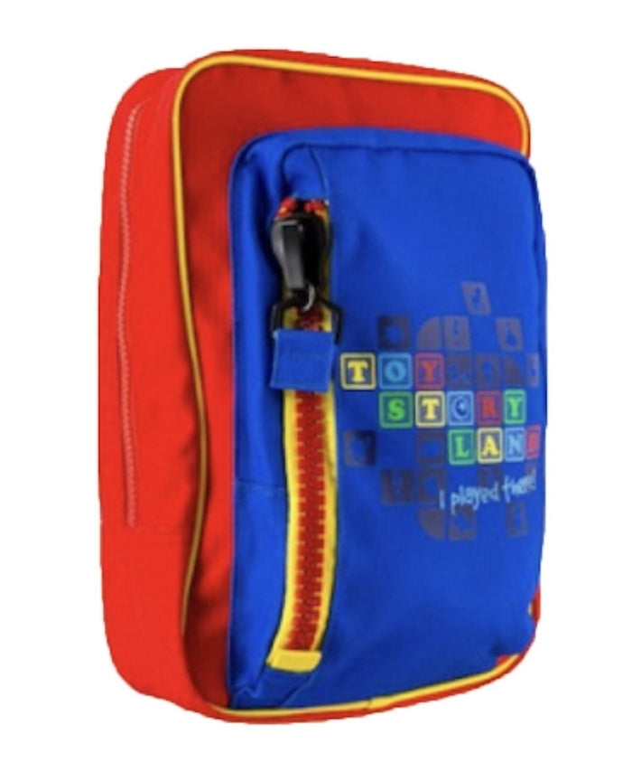 Disney Parks Toy Story Land Opening Day I Played There Backpack New with Tags