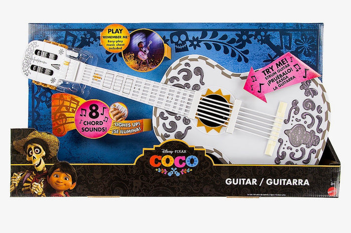Disney Pixar Coco Miguel Interactive Guitar New with Box