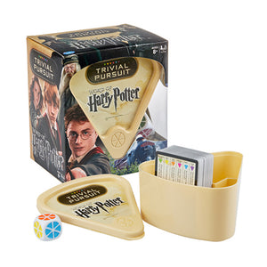 Universal Studios Wizarding World of Harry Potter Trivial Pursuit New