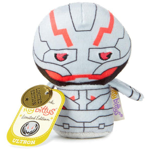 Hallmark Avengers Ultron Limited Itty Bittys Plush New with Tag