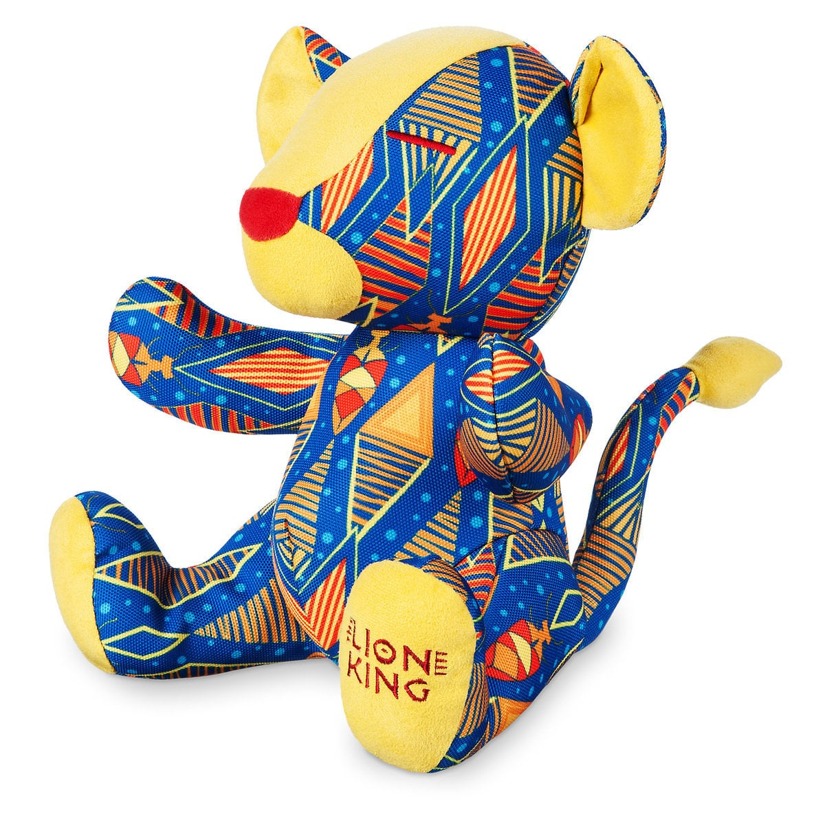 Disney Store The Lion King 2019 Film Simba Special Edition Plush New With Tags