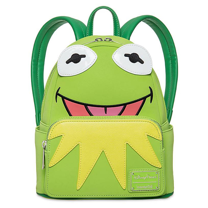 Disney Parks The Muppets Kermit Mini Backpack New with Tag