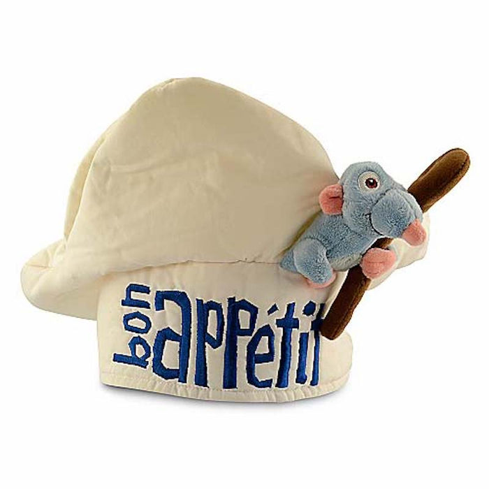 disney parks ratatouille remy chef hat new with tag