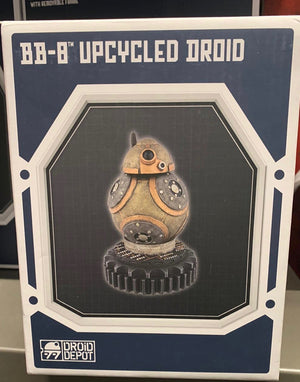 Disney Parks Star Wars Galaxy's Edge BB-8 Upcycled Droid Depot New with Box