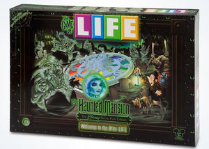 Disney Parks Haunted Mansion Welcome to the After Life Game New With Box