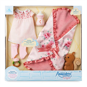 Disney Animators' Collection Aurora Bedtime Set New with Box
