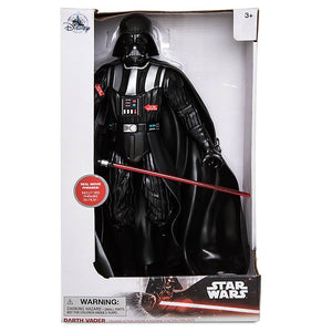 Disney Star Wars Darth Vader Talking Action Figure 14 1/2 inc New with Box