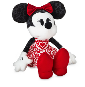Hallmark Valentine Disney Heartthrob Minnie Plush New with Tag