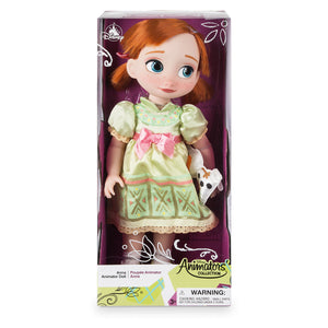 Disney 2019 Animators' Collection Frozen Anna Olaf Doll New with Box