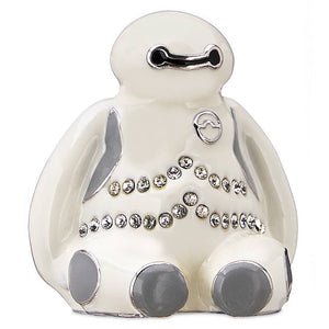 Disney Parks Baymax Figurine by Arribas Swarovski Jeweled Mini New with Box