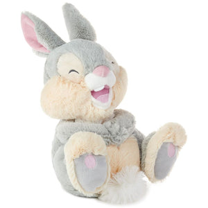Hallmark Disney Baby Thumper Wobble and Chime Plush New with Tags