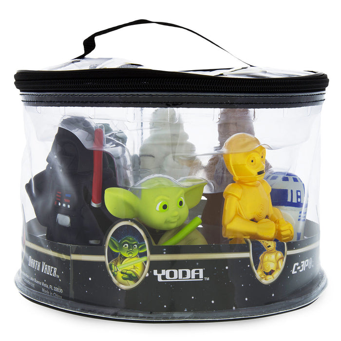 disney parks junior star wars pool bath toy set new with sealed bag