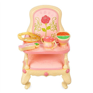 Disney Animators' Collection Belle Feeding High Chair Beauty and the Beast New