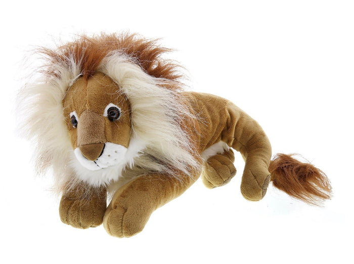 Disney Conservation Lion Plush New with Tags