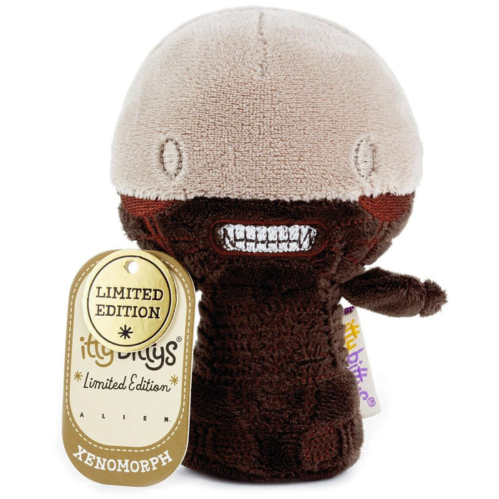 Hallmark Alien Xenomorph Limited Itty Bittys Plush New with Tag
