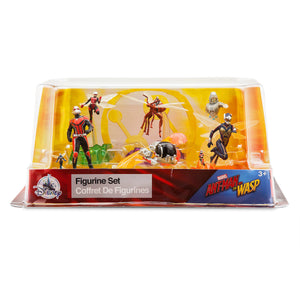 Disney Marvel Ant-Man and The Wasp Figure Play Set Cake Topper New with Box