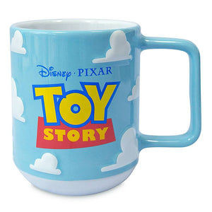 Disney Pixar Toy Story Cloud Coffee Mug New