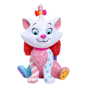 Disney Britto Mini Aristocats Marie Figurine New with Box