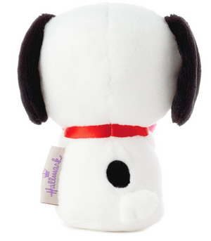 Hallmark Valentine Heart for You Snoopy Itty Bittys Plush New with Tag