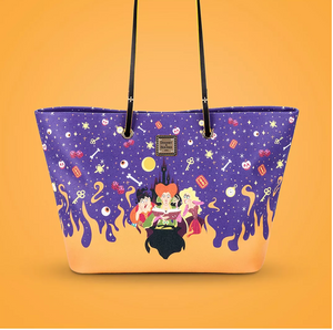 Disney Parks Hocus Pocus Tote by Dooney & Bourke New with Tag