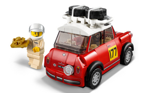 Lego 75894 Speed Champions 1967 Mini Cooper S Rally and 2018 Mini J New