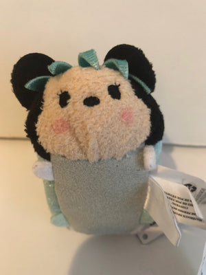 Disney Minnie Mouse Statue Liberty Mini Tsum Tsum Plush New with Tags