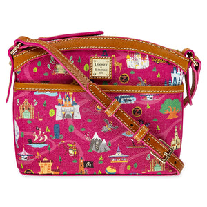 Disney Parks Park Life Crossbody Bag by Dooney & Bourke New with Tag