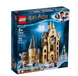 Lego Harry Potter The Magic Returns Hogwarts Clock Tower Wizarding World 75948