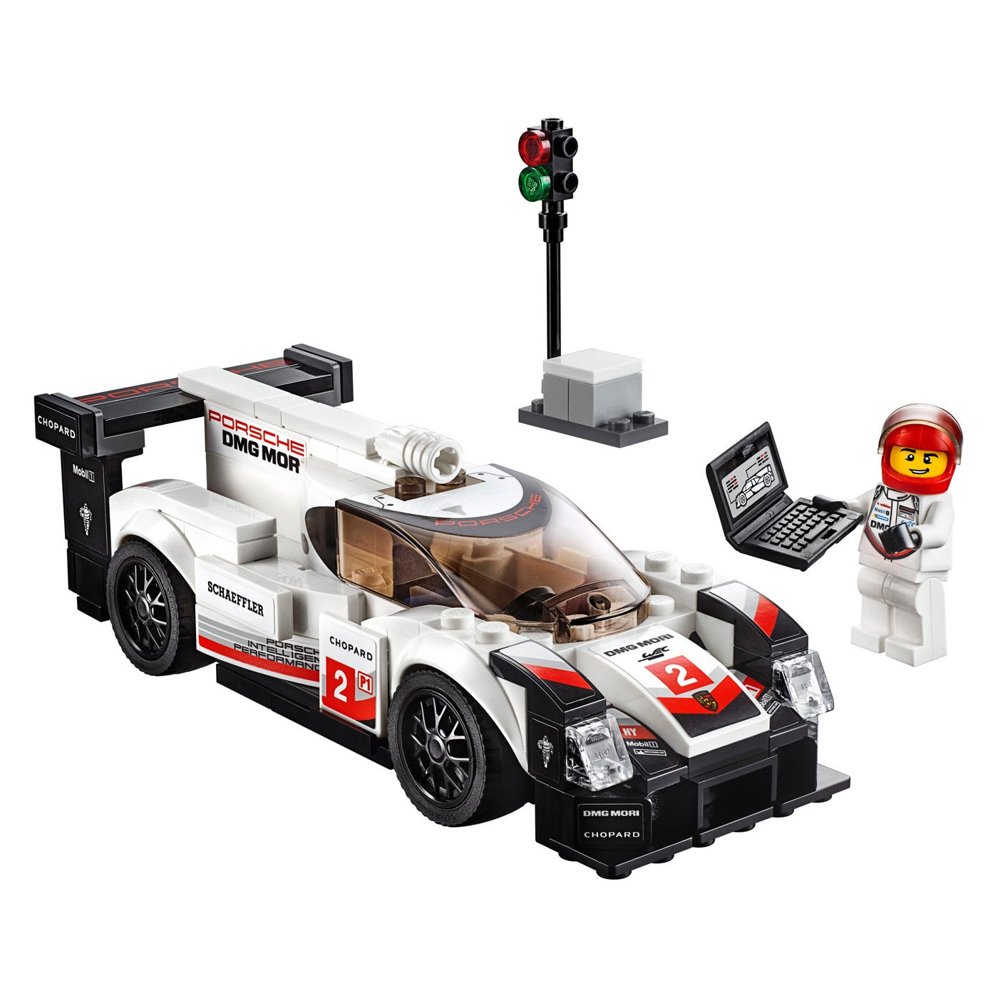 lego 75887 porsche 919 hybrid speed champions new with box i love characters. Black Bedroom Furniture Sets. Home Design Ideas
