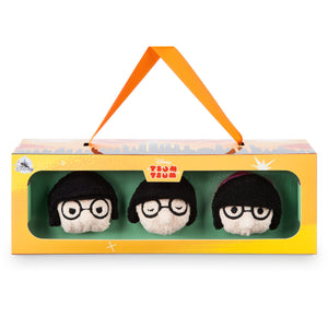 Disney Edna Mode Mini Tsum Plush Box Set Incredibles 2 New with Box