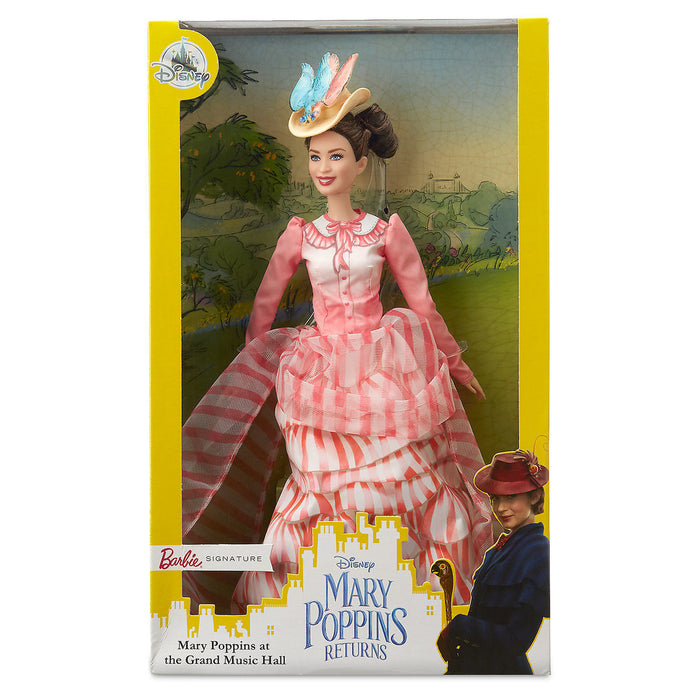 Disney Mary Poppins Returns Barbie Signature Doll New with Box