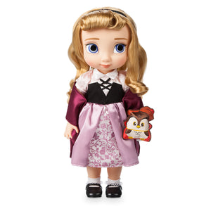 Disney 2019 Animators' Collection Aurora as Briar Rose with Owl Doll New w Box