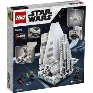 Lego 75302 Star Wars Imperial Shuttle Building Toy New with Sealed Box