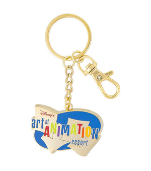 Disney Parks Art of Animation Keychain New with Tags