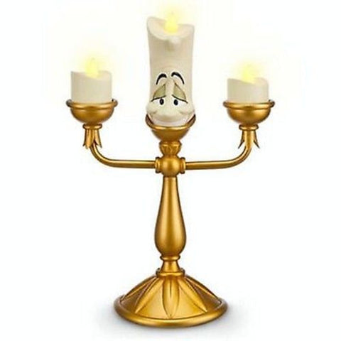Lumiere Light Up Candelabra