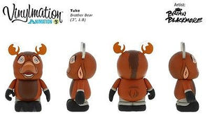 "vinylmation disney animation 5 3"" brother bear rutt new with box & foil"