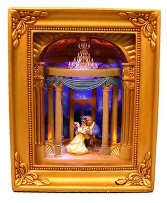 disney parks gallery of light olszewski beauty and the beast belle dances new with box