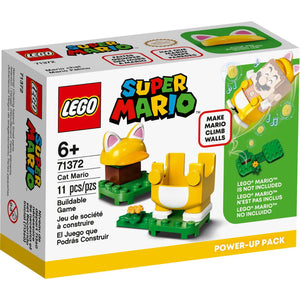 Lego 71372 Super Mario Cat Mario Power-Up Pack New with Box