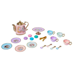 Disney Animators' Collection Toy Tea Set New with Box