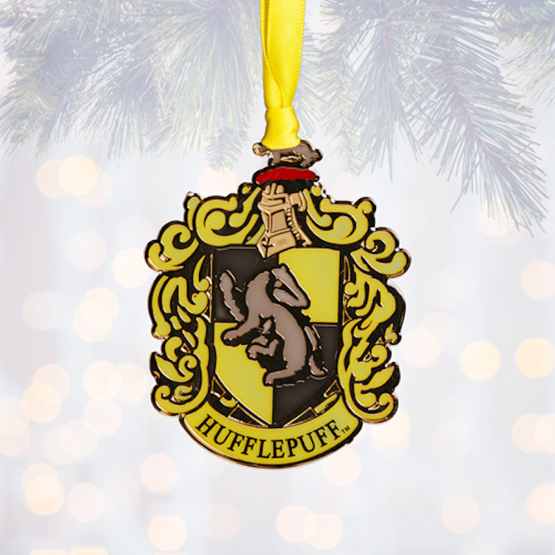 Harry Potter Christmas Ornaments Universal Studios.Universal Studios Harry Potter Hufflepuff Christmas Ornament New With Tags